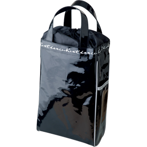 Shoes Bag(vertical type) Black enamel